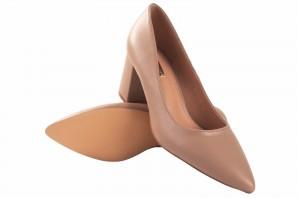 Chaussure femme BIENVE 1a-1037 saumon