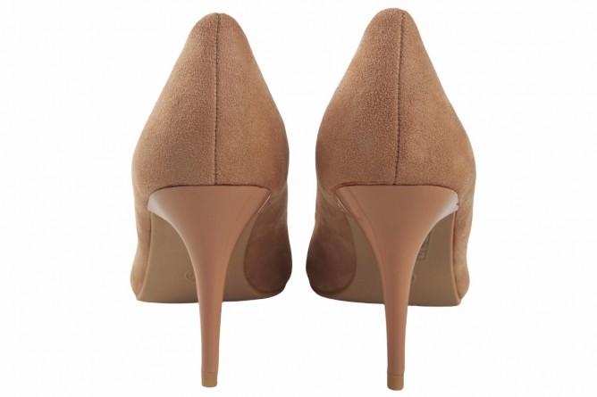 Zapato señora BIENVE 1a-0320/2a-9586 salmon