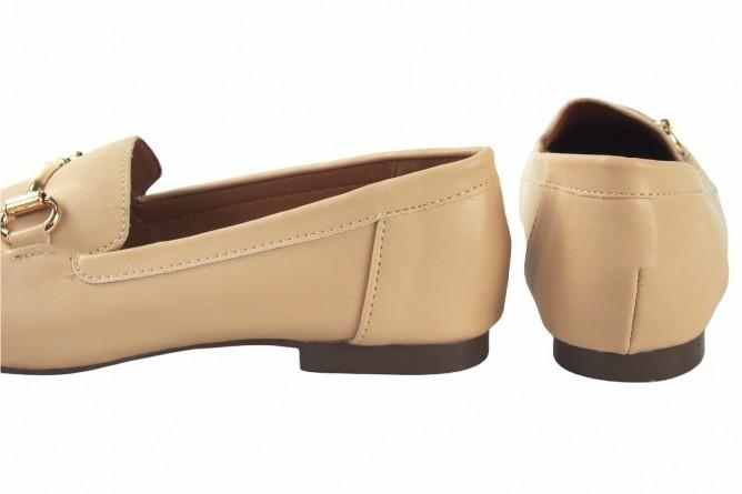 Zapato señora BIENVE 1as-0193 beig