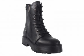 Botín señora XTI BASIC 36659 negro