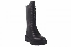 XTI BASIC 36641 schwarzer Stiefel