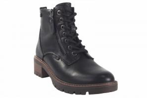 XTI BASIC 36657 schwarze Stiefeletten