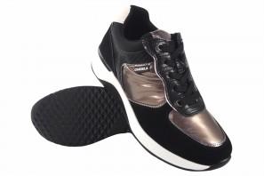 Zapato señora D'ANGELA 20166 dbd negro