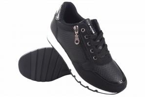 Zapato señora DEITY 20081 yjl negro