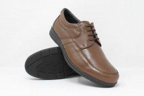 Chaussure homme BAERCHI 3802 marron