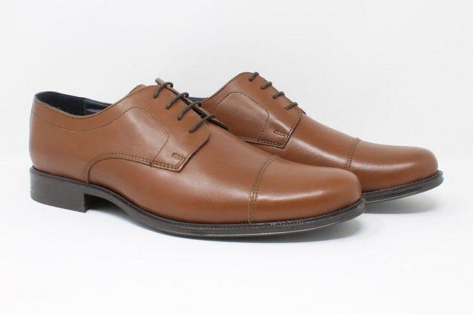 Zapato caballero Bienve 1355 cuero