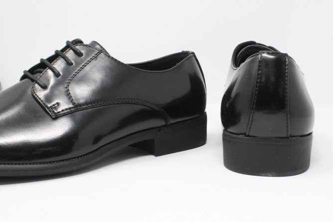 Zapato caballero Bienve 8e832 negro