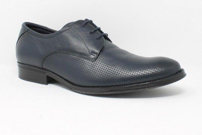 Zapato caballero BAERCHI 2751 es azul