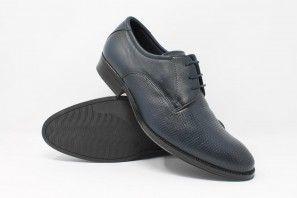 BAERCHI chaussure homme BAERCHI 2751 est bleue