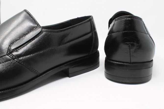 Zapato caballero BAERCHI 2632 negro