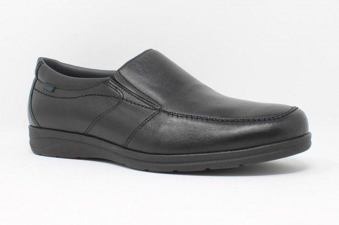 Zapato caballero BAERCHI 3800 negro