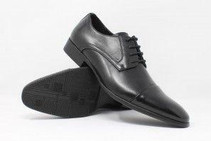 Zapato caballero Bienve 8e831 negro