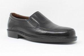 Chaussure homme BAERCHI 1664-ae noir