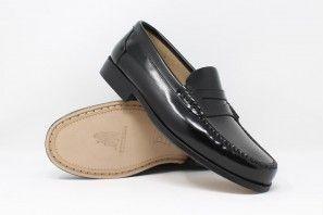 Chaussure homme JENKER 1910 noir