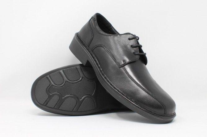 Zapato caballero Bienve h0806l negro