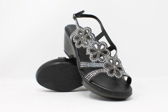 Pies delicados señora BELLATRIX 4219/5034 negro