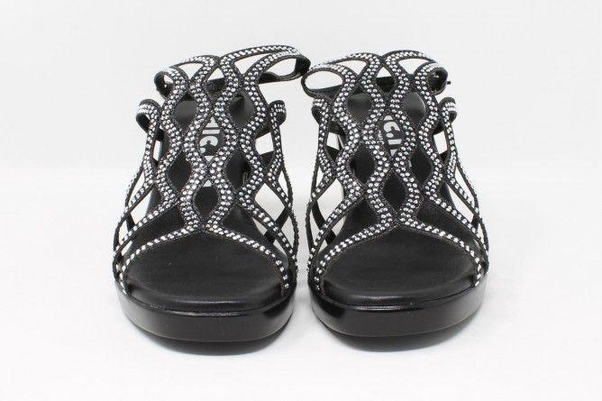 Pies delicados señora BELLATRIX 4559 negro