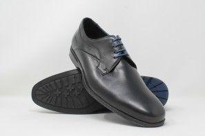 Zapato caballero BAERCHI 4970 negro