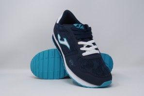 Zapato señora JOMA c201 lady 803 azul