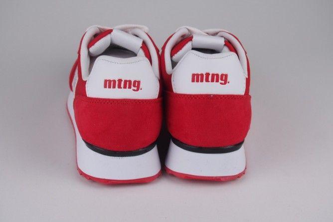 Zapato señora MUSTANG 69487 rojo