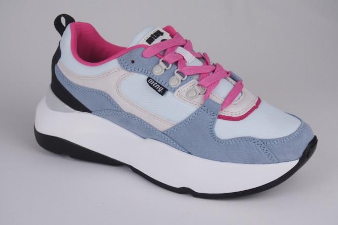 Zapato señora MUSTANG 69575 bl.ros