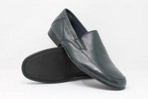 Zapato caballero BAERCHI 3401 azul