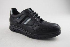 Chaussure homme BAERCHI 5573 noir