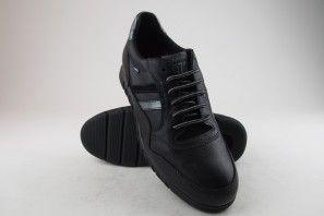 Zapato caballero BAERCHI 5573 negro
