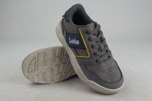 Chaussure garçon LOIS 63005 gris