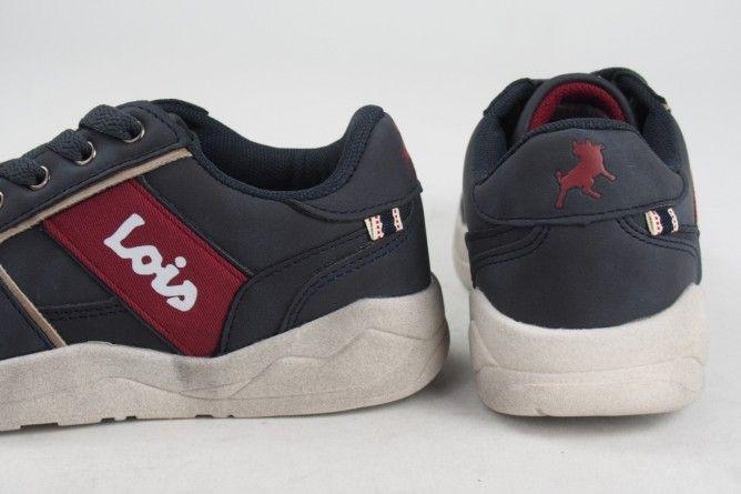 Zapato niño LOIS 63005 azul