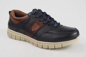 Chaussure homme PAREDES CP 19515 bleu