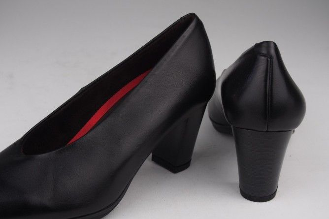 Zapato señora PEPE MENARGUES 9603 negro