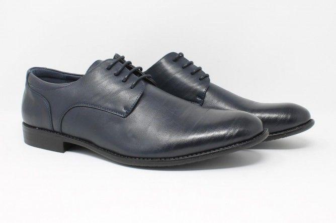 Zapato caballero Bienve 7-132 azul